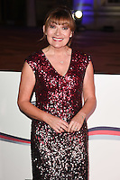 Lorraine Kelly at The Sun Military Awards 2016 (The Millies) at The Guildhall, London. <br /> December 14, 2016<br /> Picture: Steve Vas/Featureflash/SilverHub 0208 004 5359/ 07711 972644 Editors@silverhubmedia.com