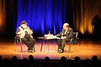 Autor George R. R. Martin im Interview - Lesung George R.R. Martin im CCH Hamburg