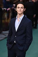 "Adam Bregman<br /> arriving for the ""TOLKIEN"" premiere at the Curzon Mayfair, London<br /> <br /> ©Ash Knotek  D3499  29/04/2019"