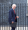 Cabinet meeting arrivals <br /> 10 Downing Street London Great Britain <br /> 25th October 2016 <br /> <br /> The Rt Hon<br /> David Davis MP<br /> Secretary of State for Exiting the European Union<br /> <br /> <br /> Photograph by Elliott Franks <br /> Image licensed to Elliott Franks Photography Services