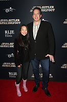 "HOLLYWOOD, CA - FEBRUARY 4: Patrick Ewald, Sarah Gilliland, at RLJE Films' ""The Man Who Killed Hitler And Then Bigfoot"" Premiere at the ArcLight Hollywood in Hollywood, California on February 4, 2019. <br /> CAP/MPIFS<br /> ©MPIFS/Capital Pictures"