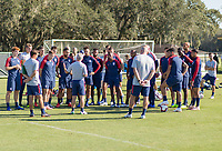 USMNT Training, October 13, 2018