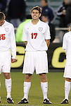 11 December 2009: Virginia's Hunter Jumper. The University of Virginia Cavaliers defeated the Wake Forest University Demon Deacons 2-1 after overtime at WakeMed Soccer Stadium in Cary, North Carolina in an NCAA Division I Men's College Cup Semifinal game.