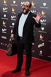 Ignatius Farray attends red carpet of Feroz Awards 2018 at Magarinos Complex in Madrid, Spain. January 22, 2018. (ALTERPHOTOS/Borja B.Hojas)