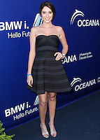 LAGUNA BEACH, CA, USA - AUGUST 16: Blair Fowler arrives at the 7th Annual Oceana's Annual SeaChange Summer Party on August 16, 2014 in Laguna Beach, California, United States. (Photo by Xavier Collin/Celebrity Monitor)