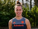 HOUTEN - Lieke Hulsen.   selectie Nederlands damesteam voor Pro League wedstrijden.       COPYRIGHT KOEN SUYK