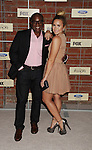 =Culver City=, CA - SEPTEMBER 10: L.A. Reid and Demi Lovato arrive at the FOX Fall Eco-Casino Party at The Bookbindery on September 10, 2012 in Culver City, California.