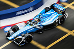 Sebastien Buemi of Switzerland from Renault e.dams on track at the Formula E Non-Qualifying Practice 3 during the FIA Formula E Hong Kong E-Prix Round 2 at the Central Harbourfront Circuit on 03 December 2017 in Hong Kong, Hong Kong. Photo by Victor Fraile / Power Sport Images