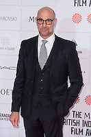 Stanley Tucci arriving for the Moet British Independent Film Awards 2014, London. 07/12/2014 Picture by: Alexandra Glen / Featureflash
