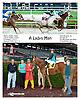 winning at Delaware Park on 10/7/13