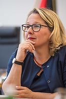 2020/06/17 Politik   Bundesumweltministerin   Svenja Schulze