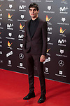 Eneko Sagardoy attends red carpet of Feroz Awards 2018 at Magarinos Complex in Madrid, Spain. January 22, 2018. (ALTERPHOTOS/Borja B.Hojas)
