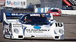 Vapor Trails - Zak Brown in the Blaupunkt Porsche 962 @ Legends of Motorsports - Sebring 2010