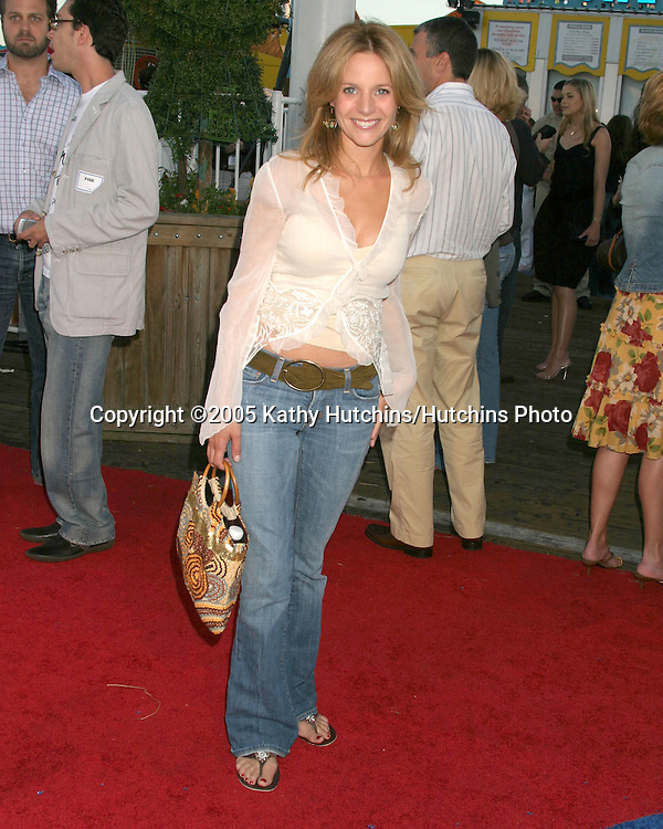Jessalyn Gilsig.FOX TCA Tour Party.Santa Monica Pier.Santa Monica, CA.July 29, 2005.©2005 Kathy Hutchins/Hutchins Photo..