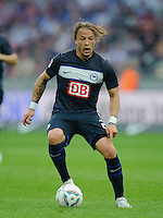 Fussball Bundesliga Saison 2011/2012 1. Spieltag Hertha BSC Berlin - 1. FC Nuernberg Patrick EBERT (Hertha BSC).