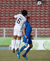 Zachary Herold. Italy defeated the US Under-17 Men's National Team 2-1 in Kaduna, Nigera on November 4th, 2009.