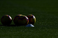 Balls are seen ahead the Serie A 2018/2019 football match between Frosinone and AC Milan at stadio Benito Stirpe, Frosinone, December, 26, 2018 <br />  Foto Andrea Staccioli / Insidefoto