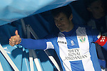 CD Leganes' Martin Mantovani during La Liga match. January 28,2017. (ALTERPHOTOS/Acero)