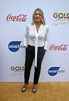 WEST HOLLYWOOD, CA - JANUARY 5: Nadia Comaneci, at the 6th Annual Gold Meets Golden Brunch at The House on Sunset in West Hollywood, California on January 5, 2019. <br /> CAP/MPI/FS<br /> &copy;FS/MPI/Capital Pictures