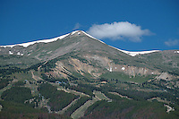 Photo of Breckenridge Ski Area, Colorado.