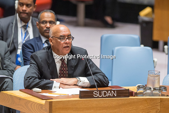 Security Council meeting<br /> Reports of the Secretary-General on the Sudan and South Sudan<br /> Report of the Secretary-General on the African Union-United Nations Hybrid Operation in Darfur (S/2016/812)