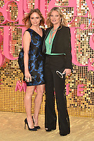 Stella McCartney and Kate Moss at 'Absolutely Fabulous: The Movie' world film premiere, Odeon cinema, Leicester Square, London, England June 19, 2016.<br /> CAP/PL<br /> &copy;Phil Loftus/Capital Pictures /MediaPunch ***NORTH AND SOUTH AMERICAS ONLY***