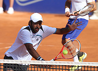 26.04.2012. Barcelona, Spain.ATP Barcelona Open Banc Sabadell. Picture show Aisam-Ul-Haq Qureshi (PAK)