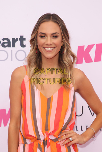 CARSON, CA - June 1: Jana Kramer, at 2019 iHeartRadio Wango Tango Presented By The JUVÉDERM® Collection Of Dermal Fillers at Dignity Health Sports Park in Carson, California on June 1, 2019.   <br /> CAP/MPI/SAD<br /> ©SAD/MPI/Capital Pictures