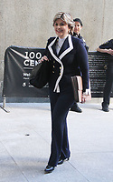 NEW YORK, NY July 09, 2018 Gloria Allred arriving to  Criminal Court   at 100 Center St in New York. July 09, 2018 <br /> CAP/MPI/RW<br /> &copy;RW/MPI/Capital Pictures