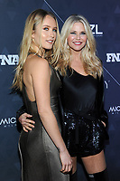 NEW YORK, NY - DECEMBER 4:  Salior Lee Brinkley-Cook and Christie Brinkley at the 32nd FN Achievement Awards at the IAC Building in New York City on December 4, 2018.  <br /> CAP/MPI/JP<br /> &copy;JP/MPI/Capital Pictures