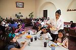 """For GAZ DE FRANCE<br /> <br /> Mexico's Orphanage """"Fondation Josefa Vergara""""."""