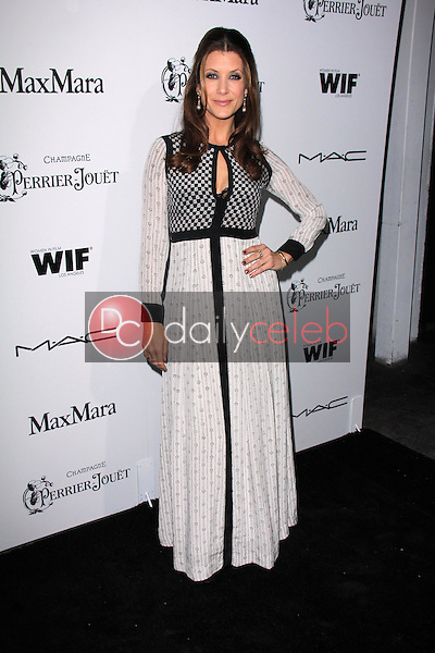 Kate Walsh<br /> at the Sixth Annual Women In Film Pre-Oscar Coctail Party, Fig &amp; Olive, Los Angeles, CA 02-22-12<br /> David Edwards/DailyCeleb.com 818-249-4998