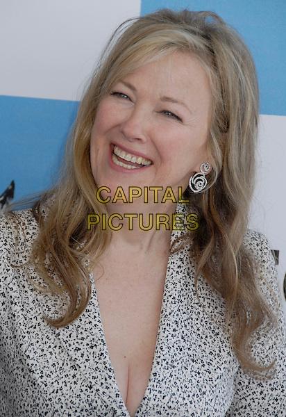 CATHERINE O'HARA.The 2007 Independent Spirit Awards held at the Santa Monica Pier, Santa Monica, California, USA..February 24th, 2007.headshot portrait .CAP/ADM/GB.©Gary Boas/AdMedia/Capital Pictures