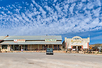 This is the heart of Terlingua which includes the Trading post, Starlight Theatre, Holiday Hotel along with some new additional eating spot in the area.