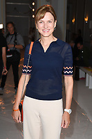Fiona Bruce at the Jasper Conran Spring Summer 2018 show as part of London Fashion Week, London, UK. <br /> 16 September  2017<br /> Picture: Steve Vas/Featureflash/SilverHub 0208 004 5359 sales@silverhubmedia.com