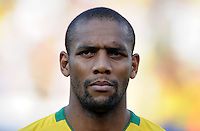 Maicon of Brazil. Brazil defeated USA 3-0 during the FIFA Confederations Cup at Loftus Versfeld Stadium in Tshwane/Pretoria, South Africa on June 18, 2009.