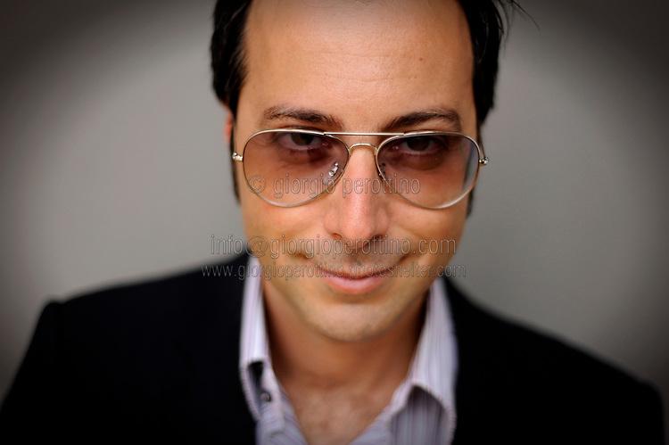 | Luca Bianchini - novelist |<br /> client: Salone del Libro di Torino - Turin Book Fair