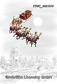 Marcello, CHRISTMAS SANTA, SNOWMAN, WEIHNACHTSMÄNNER, SCHNEEMÄNNER, PAPÁ NOEL, MUÑECOS DE NIEVE, paintings+++++,ITMCXM1666,#x#