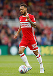 Lewis Baker of Middlesbrough during the Championship match at the Riverside Stadium, Middlesbrough. Picture date: August 12th 2017. Picture credit should read: Simon Bellis/Sportimage
