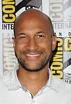 Keegan Michael Key arriving at the Let's Be Cops Panel at Comic-Con 2014  at the Hilton Bayfront Hotel in San Diego, Ca. July 25, 2014.