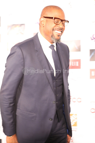 LOS ANGELES, CALIFORNIA - JANUARY 31: Forest Whitaker at the African American Film Critics Association 5th Annual Awards Dinner on Friday Jan 31st, 2014  at the Taglyan Cultural Complex in Los Angeles, California. Photo Credit: RTNjohnson/MediaPunch.