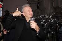 Jean-Paul Gaultier dresses the Manneken Pis statue  - Brussels
