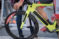 anonimous bike at Worlds<br /> <br /> Men Under-23 Individual Time Trial<br /> <br /> UCI 2017 Road World Championships - Bergen/Norway