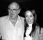 Robert Altman & Shelley Duvall.Attending a party celebrating the release of TIME BANDITS at the Underground Disco in New York City..January 4, 1981.© Walter McBride /