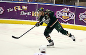 February 24th 2008:  Erik Reitz (5) of the Houston Aeros passes the puck during a game vs. the Rochester Amerks at Blue Cross Arena at the War Memorial in Rochester, NY.  The Aeros defeated the Amerks 4-0.   Photo copyright Mike Janes Photography 2008