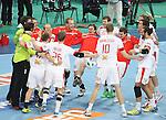 2013.01.25 Handball WC Denmark v Croatia semifinal