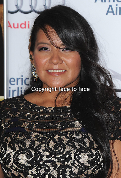 HOLLYWOOD, CA - NOVEMBER 8:  Misty Upham arrives at the 2013 AFI Fest - &quot;August: Osage County&quot; gala screening at TCL Chinese Theatre on November 8, 2013 in Hollywood, California. <br /> Credit: MediaPunch/face to face<br /> - Germany, Austria, Switzerland, Eastern Europe, Australia, UK, USA, Taiwan, Singapore, China, Malaysia, Thailand, Sweden, Estonia, Latvia and Lithuania rights only -