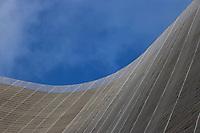 SAO PAULO, SP - 21.06.2017 - COPAN-SP - Vista do edif&iacute;cio Copan na tarde desta quarta-feira (21) no regi&atilde;o central da cidade de S&atilde;o Paulo.<br /> <br /> (foto: Fabricio Bomjardim / Brazil Photo Press)