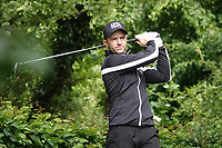 Marcel Schneider (GER) in action during the first round of the Hauts de France-Pas de Calais Golf Open played at Aa Saint-Omer GC, Saint - Omer, France. 13/06/2019<br /> Picture: Golffile | Phil Inglis<br /> <br /> <br /> All photo usage must carry mandatory copyright credit (© Golffile | Phil Inglis)