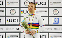 Picture by Simon Wilkinson/SWpix.com - 03/03/2017 - Cycling 2017 UCI Para-Cycling Track World Championships, Velosports Centre, Los Angeles USA - Jody Cundy